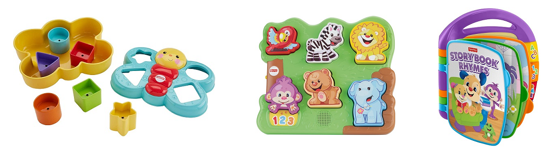 Best Toys for Babies in India 2020 Fisher Price