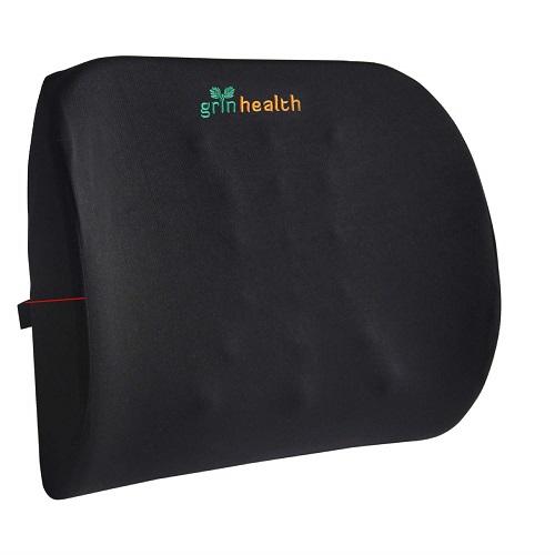 grinhealth-memory-foam-back-cushion