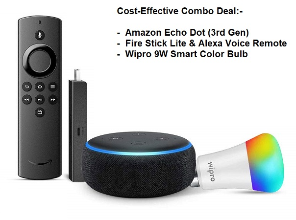 Amazon  Devices Combo Deal