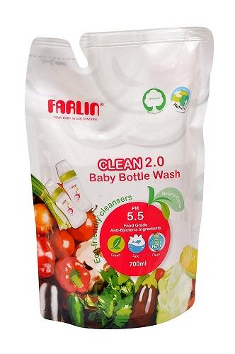 Farlin Bottle Wash