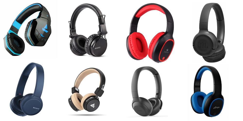 Best Wireless Bluetooth Headphones in India