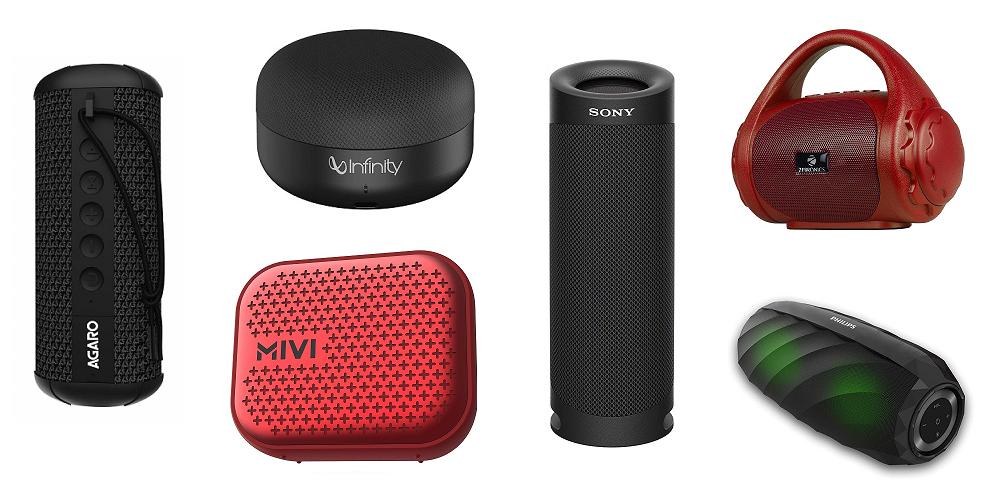 Best Wireless Bluetooth Speakers in India